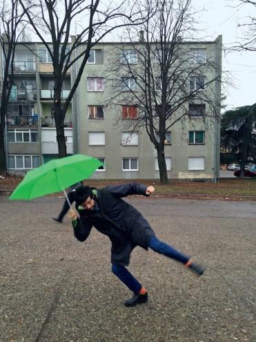 Banhart in Belgrade, 2013. Ana Kras  - I Left my Noodle on Ramen Street