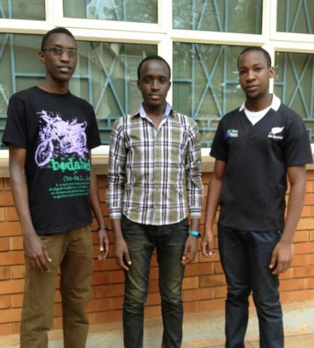 Moris Atwine, Kabwama Alvin Leonard, Lwangwa Mwesigwa David