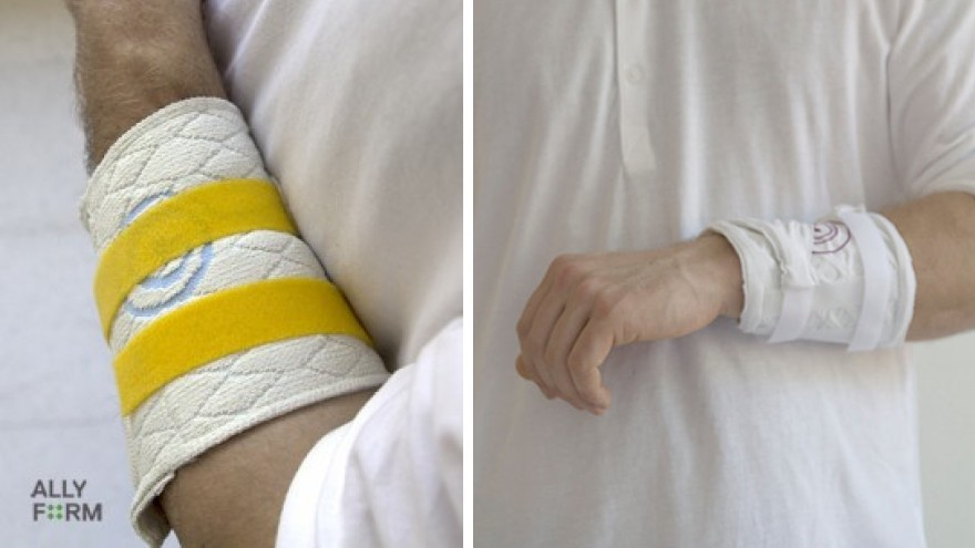 Ally Form designed by Ela Neagu can prevent accident victims from bleeding out.