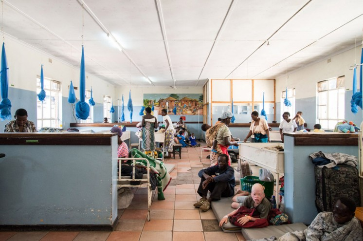 The Care Collection is a low-cost hospital equipment alternative manufactured by Malawian craftsmen.
