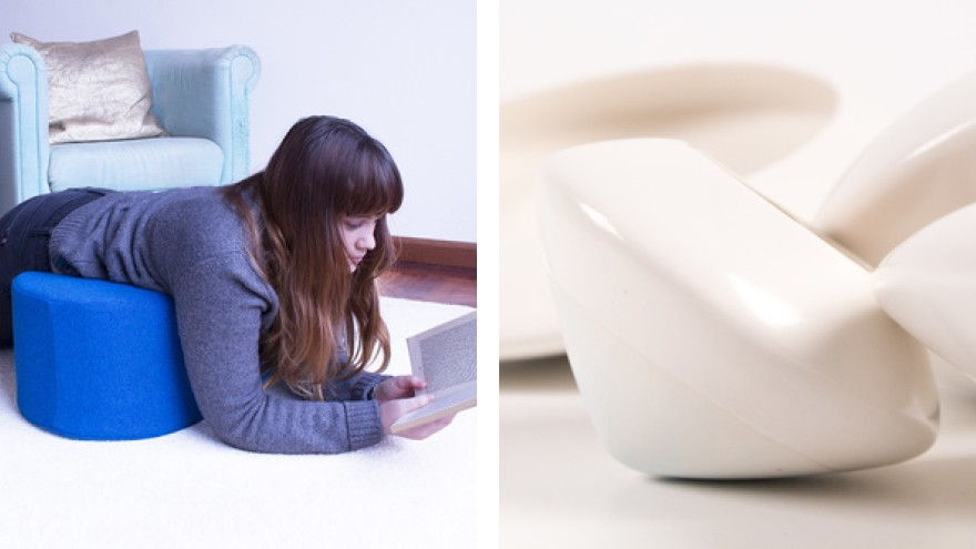 Eating alone has become almost as common as eating with other people – this design for solitary dining makes this new eating culture more comfortable.Eating alone has become almost as common as eating with other people – this design for solitary dining makes this new eating culture more comfortable.