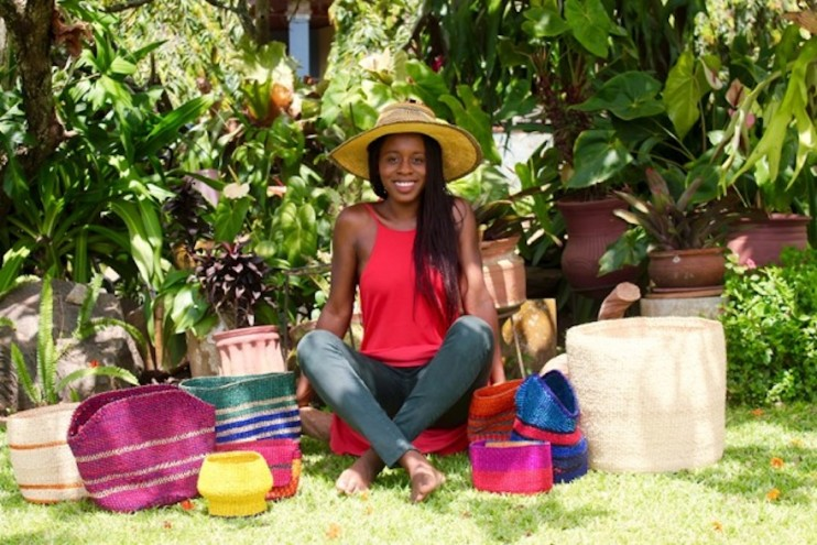 Still bold, bright, and championing African design, we catch up with Akosua Afriye-Kumi the founder of A A K S, a fully African-made luxury brand.