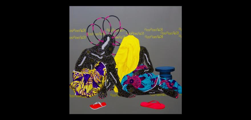 """To deny value of cultural identity"" by Eddy Kamuanga Illunga."