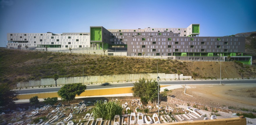 spanish building presents new design typologies for social housing
