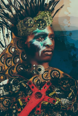 Tahir Carl Karmali's Jua Kali