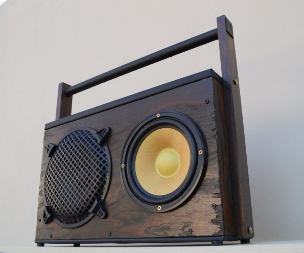 The G2 XL boombox