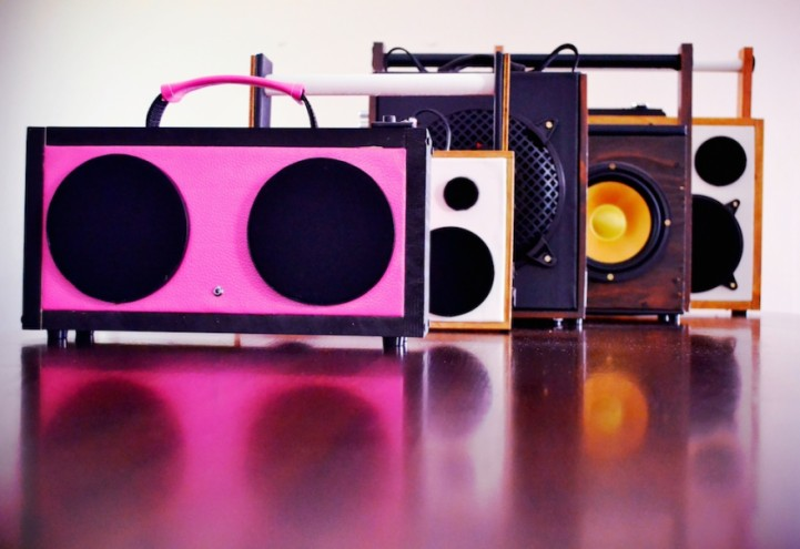 The Team: Sedumo's boombox collection