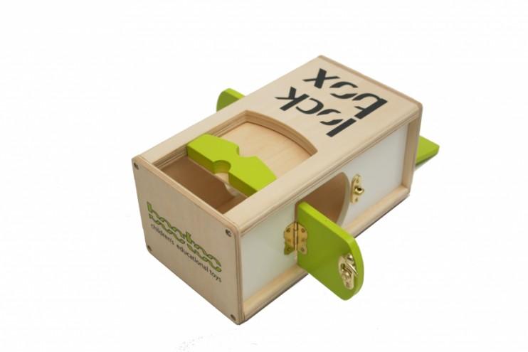 The BooToo Lock Box