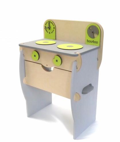 The BooToo Smiley Stove
