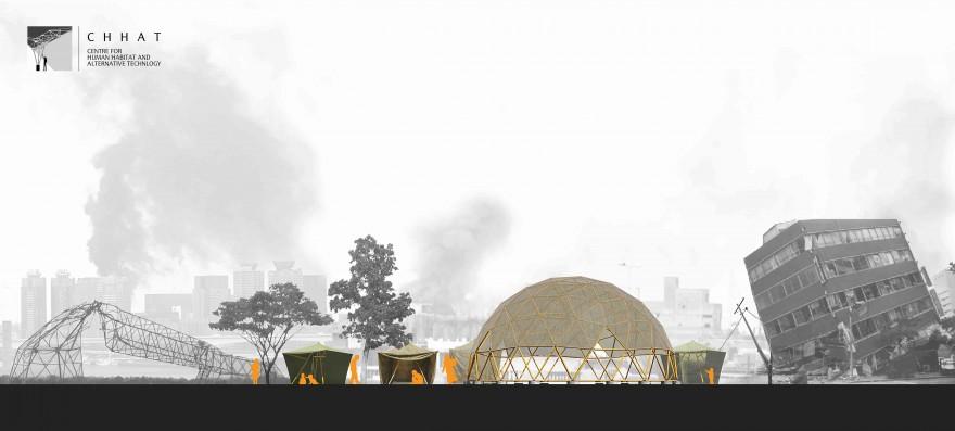 The centre of human habitat and alternative design