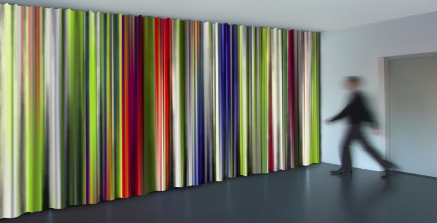 Product Design, Best Product Living winner: Mazzo Curtaining by Jeroen Vinken.