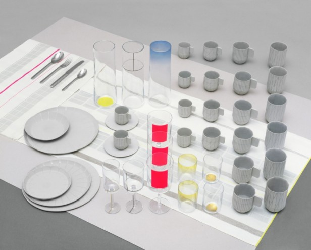 Product Design, Best Product Design winner: Paper Tables by Scholten and Baijing