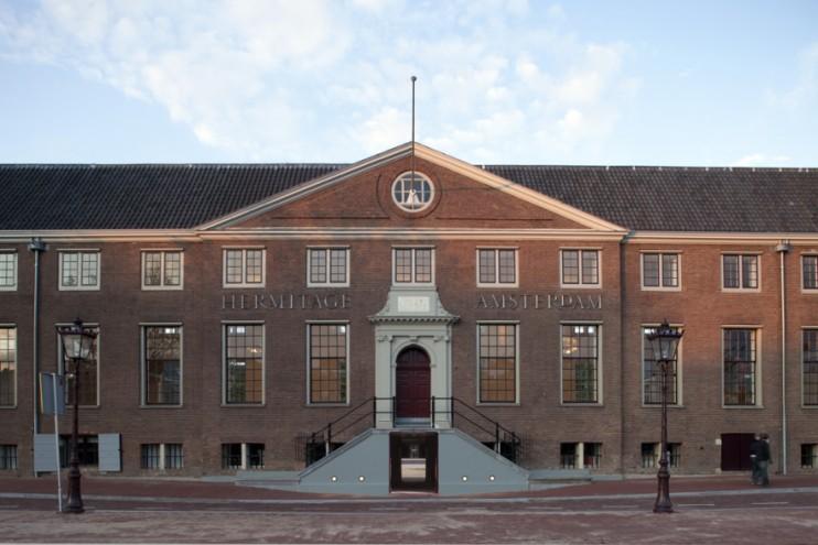 Spatial, Best Cultural Interior winner: Hermitage Amsterdam by Merkx + Girod, Ha
