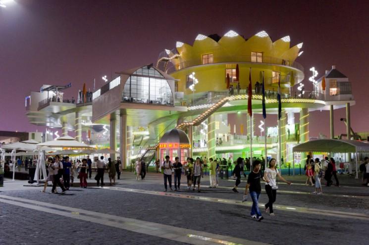 Golden Eye Award and Best Public Exterior winner: Happy Street by John Körmeling