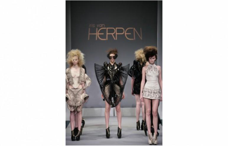 Rado Young Designer Award winner: Iris van Herpen.