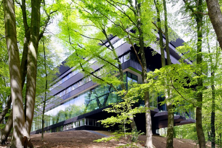 Spatial, Best Commercial Interior winner: Groot Klimmendaal by Architectenbureau