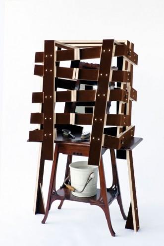 Crate Series by Studio Makkink & Bey. Photo: Stijn Brakkee.