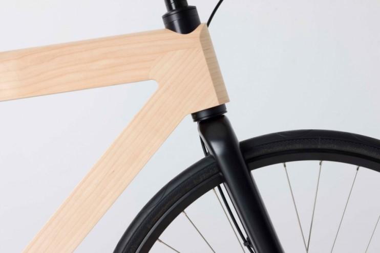 Carbonwood Bike by Gary Galego.
