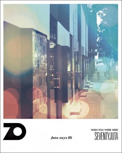 70 Juta Street.