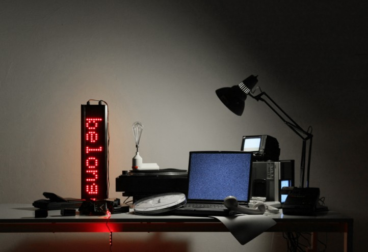 Still Life with Timer. Photo: Troika, 2010.
