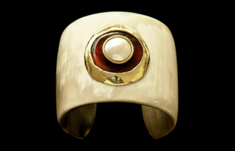 The Abyssinian Cuff, 2009 by Shompole Colletion Makers.