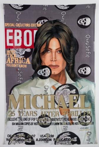 Ebony, 2008 by Lyle Ashton Harris in collaboration with Nicolas Wayo.