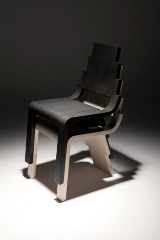 Maya chair for Punkalive by Karim Rashid.