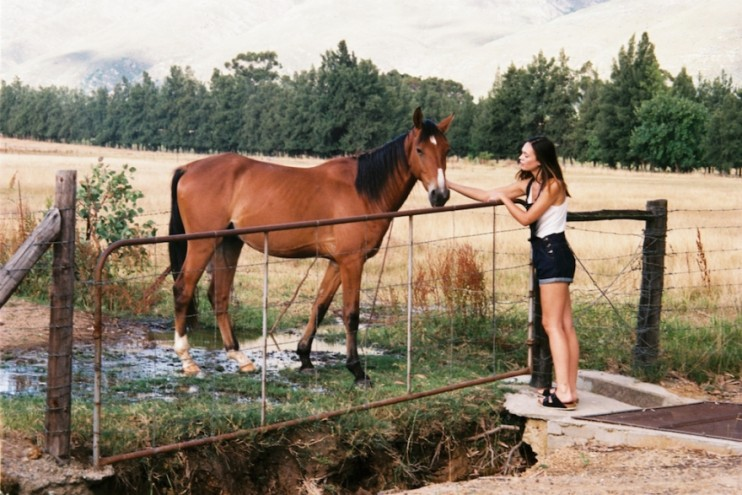 The Joinery - Motato - Natural hemp vest, Jamestown - Mid waist hemp denim shorts