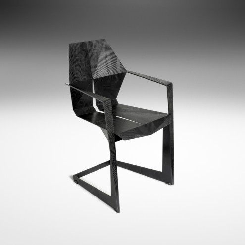 Stealth Chair by Haldane Martin