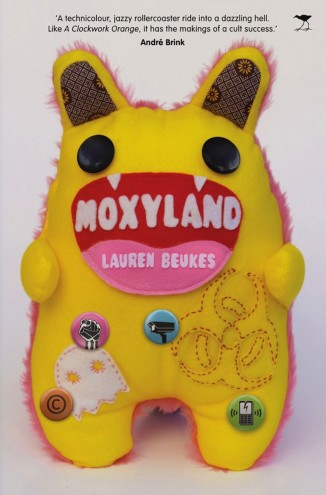 Moxyland by Lauren Beukes.