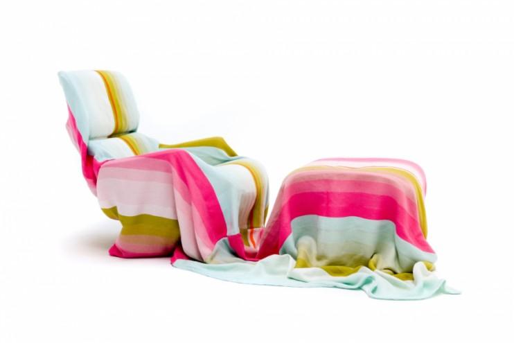 Colour plaid. Image: Inga Powilleit.