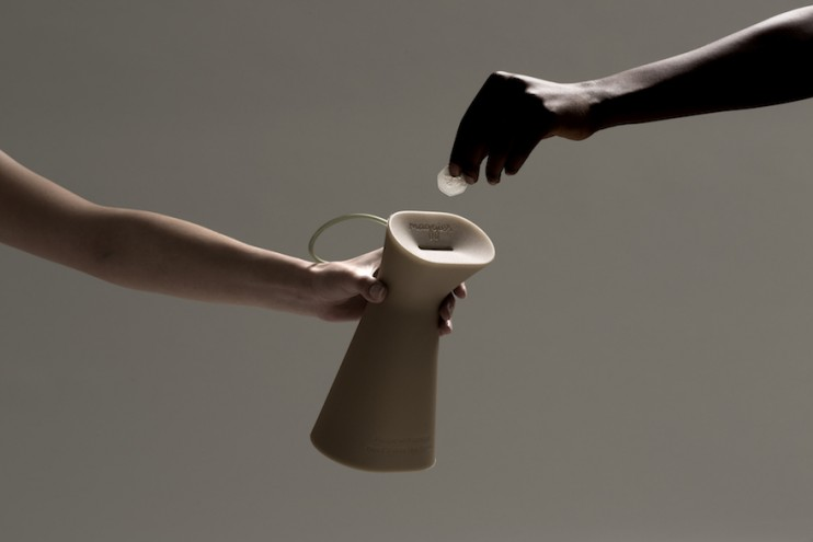 Change box. Benjamin Hubert: Layer Design