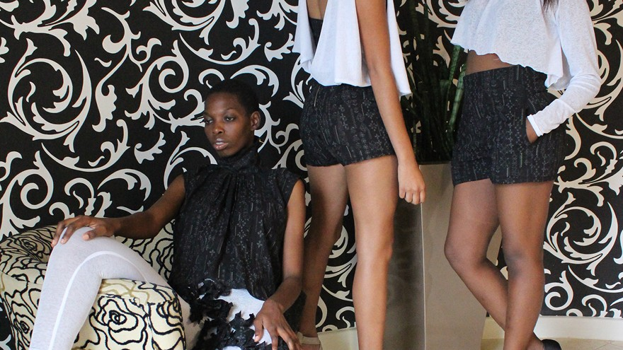 Bokang Lehabe is a fashion designer from rural Ganyesa making waves in the design world.