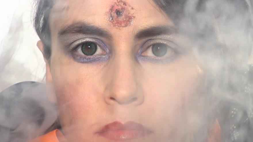 Naama Schendar: Fatiha Smoke