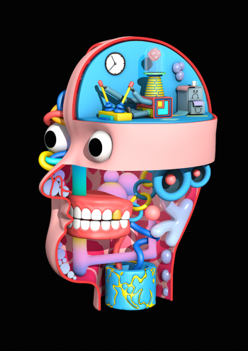 Head by Jack Sachs