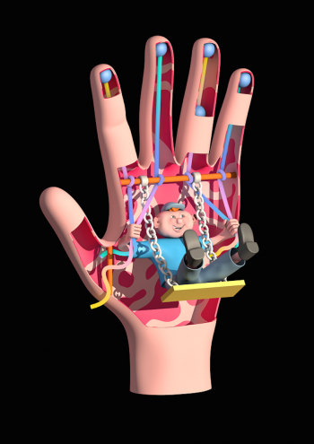 Hand by Jack Sachs