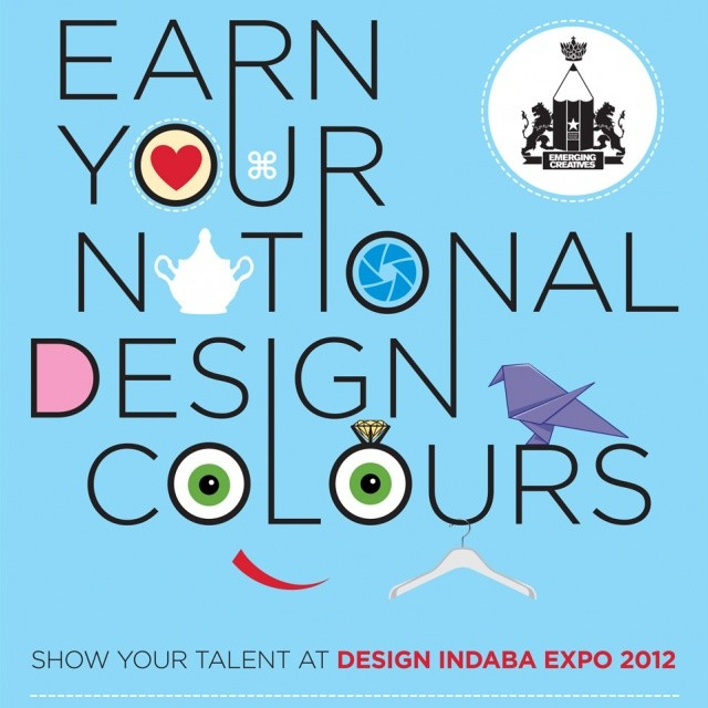 Emerging Creatives - Earn your national design colours.