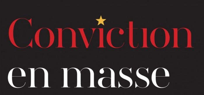 Conviction en masse