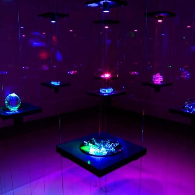 Crystal Matrix II by Erwin Redl for Swarovski Crystal Palace.