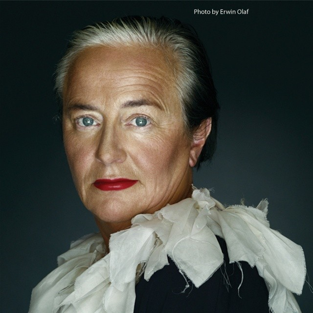 Li Edelkoort. Photo: Erwin Olaf.