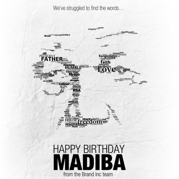 Sometimes It Is A Struggle To Find The Right Words Especially Say Happy Birthday Somebody Like Nelson Mandela On His 93rd