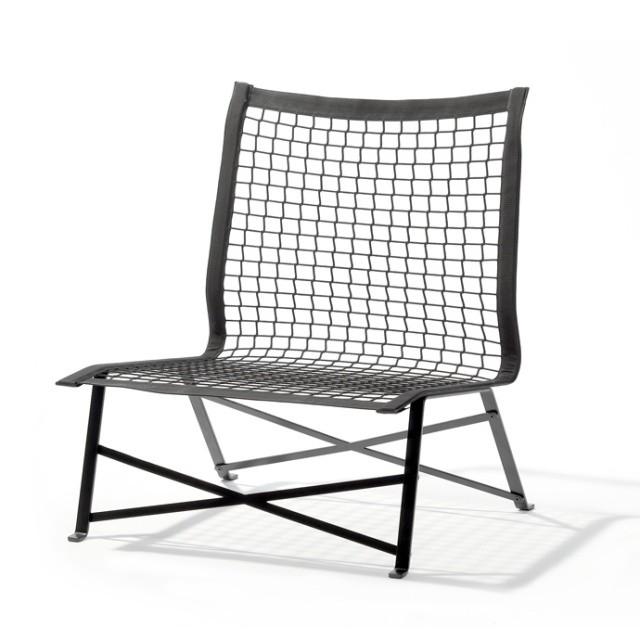 Tie-break chair by Bertjan Pot.