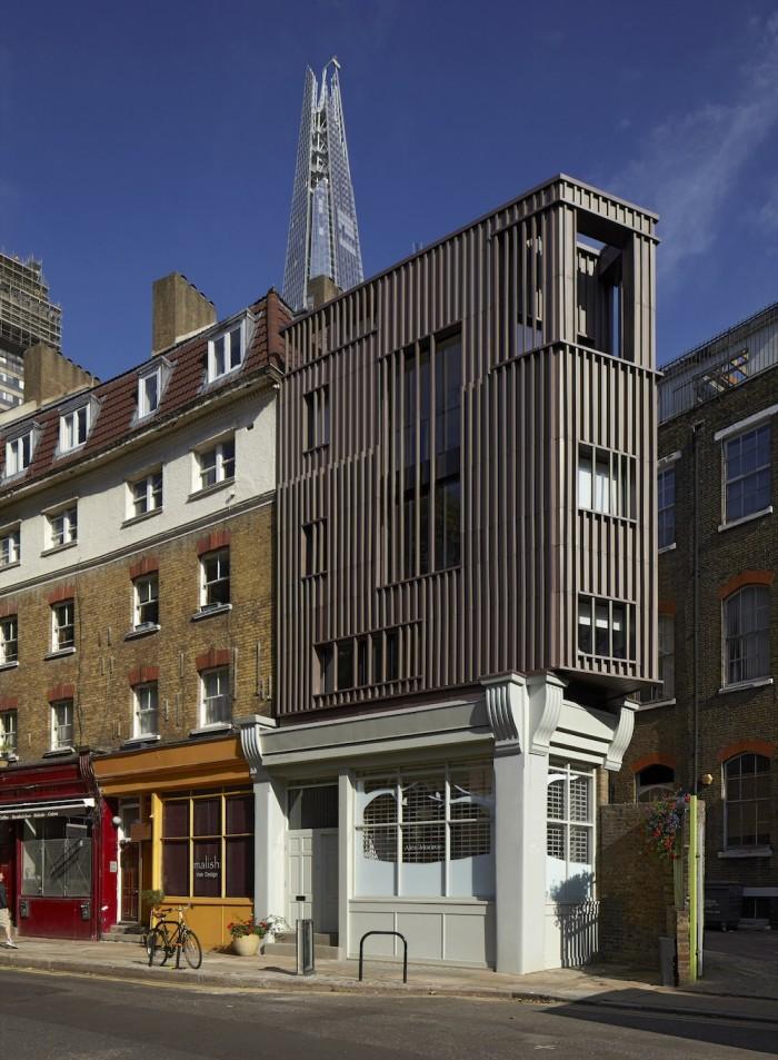 Alex Monroe Studio by DSDH (London, UK).