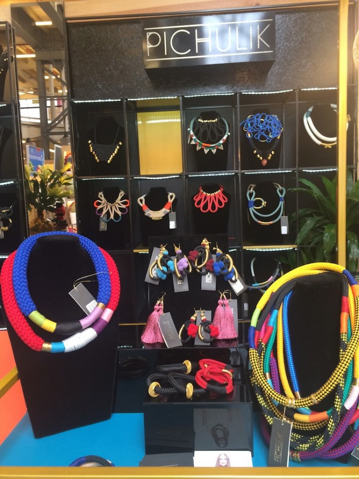 Pichulik stall at the Watershed at V&A Waterfront.
