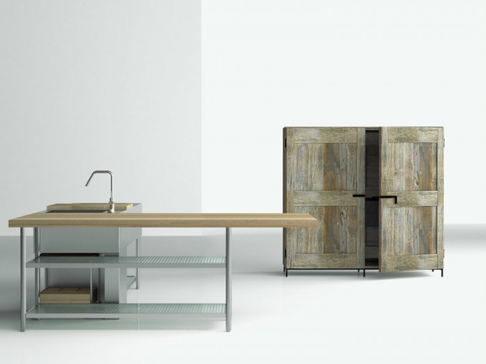 Open by Pierro Lissoni for Boffi