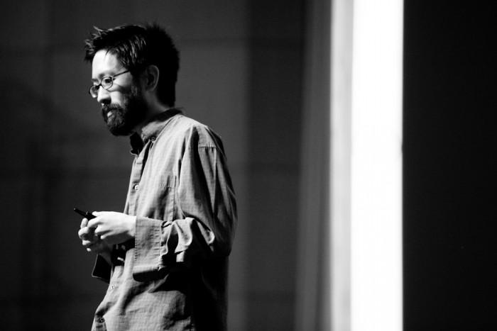 Alex Chen at Design Indaba Conference 2013.