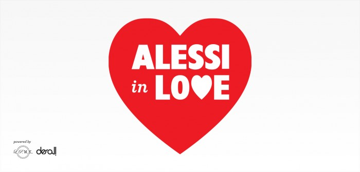 Alessi in Love by Alessi.