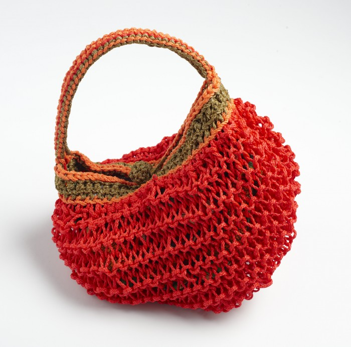 Textured Colourful And Handmade Lulu K S Range Of Knitted Handbags Are Inspired By The Dynamic Mix People Materials Found In South Africa