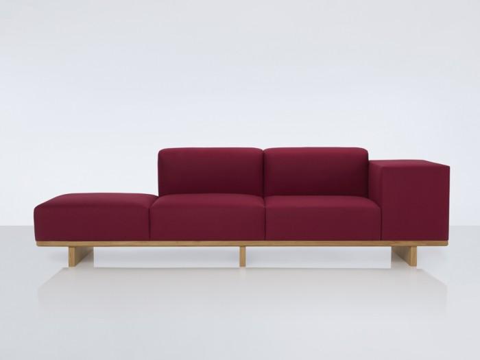 Geta Sofa By Arik Levy.