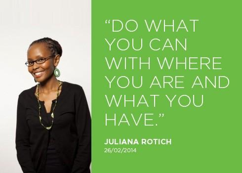 Juliana Rotich